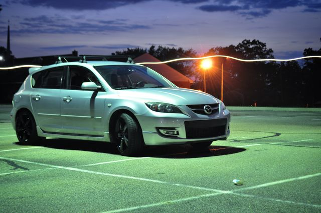 The Curious Case Of The Mazdaspeed 3