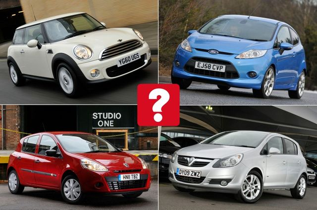Best small car under 5000€?