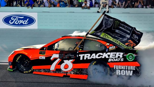 top 16 nascar chase drivers 2018