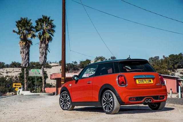 The New 189bhp Mini Cooper S Will Give You 54 3mpg, Apparently