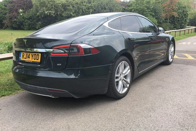 Tesla This Used Model S Is A Surprising Alternative To New E