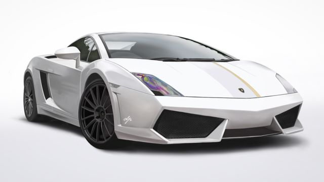 Boom Another Drawing A Valentino Balboni Lamborghini Gallardo Lp550 2