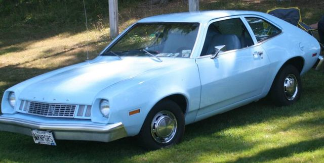The Ford Pinto Was Infamous For Gas Tank Exploding In Rear End Collisions