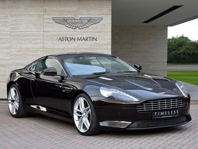 This Used V12 Virage Is A Forgotten Piece Of Aston Martin History