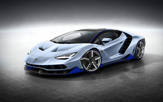 My Lamborghini Centenario Configuration Configurator Link Lower In