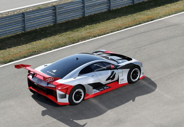 Audi's Vision Gran Turismo Creation Is A Fully Functioning