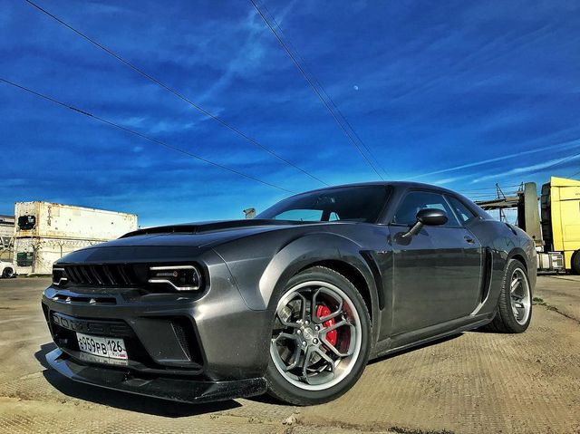 Mad Max Dodge Challenger >> Dodge Challenger Mad Max By Scl Performance