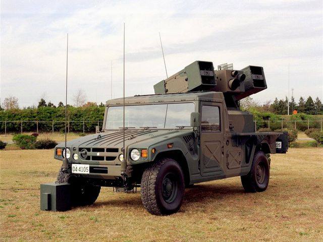 That Time Toyota Made Its Own Humvee And Called It 'Mega Cruiser'