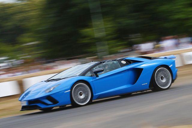 Lamborghini Will Save Its Legendary V12 By Adding Hybrid Tech