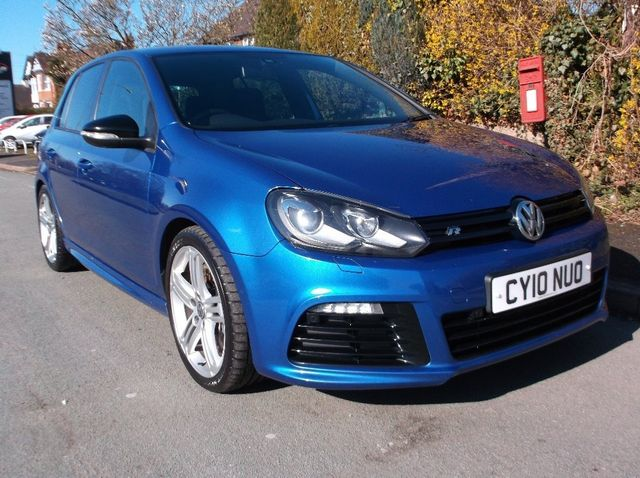 An Early Vw Golf R Is Now A 75 Discounted 12k Bargain