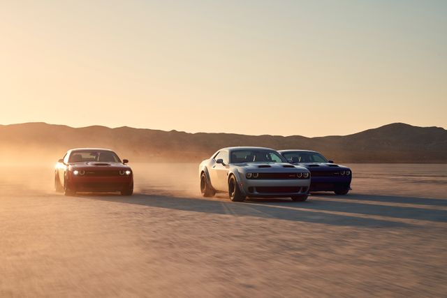 8 Supercars The Dodge Hellcat Redeye Could Beat On The 1/4 Mile