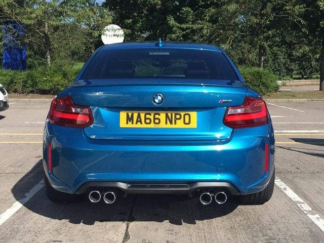 This Used BMW M2 Delivers M-Car Thrills For The Price Of A
