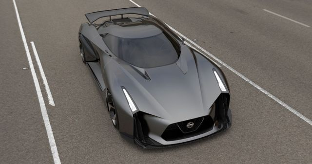 It Ll Be Years Before The New R36 Nissan Gt R Arrives