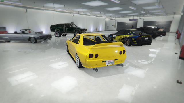 My Gta Online Garage Pc
