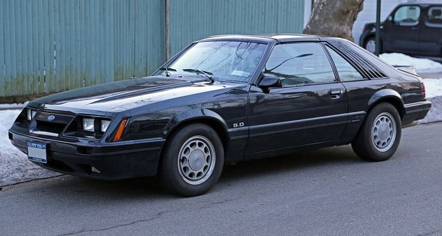 Ford That Time The Mustang Almost Went Front Wheel Drive Car History