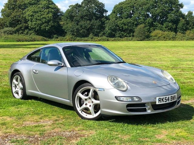 A 997 Era Porsche 911 Is Sub 20k Sports Car Dreamland