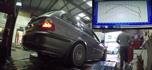 How We Made A BMW E46 330d Touring Quicker Than An E92 M3