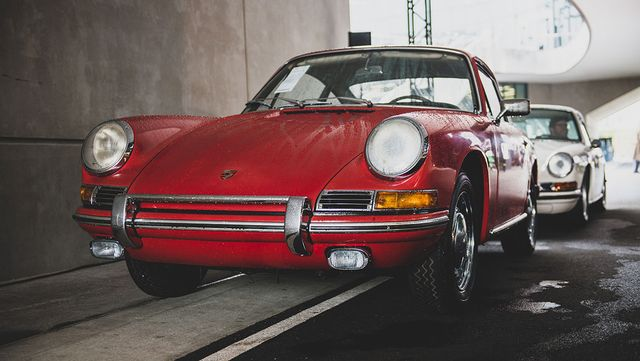 Stealing A Classic Porsche Is About To Get Really Tough