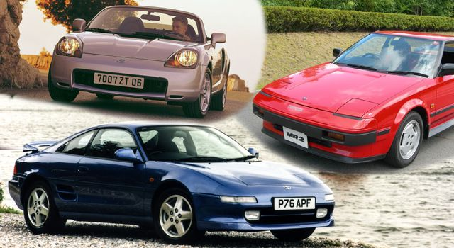 Toyota, Subaru Reportedly Planning A 'New MR2' With Up To 300bhp