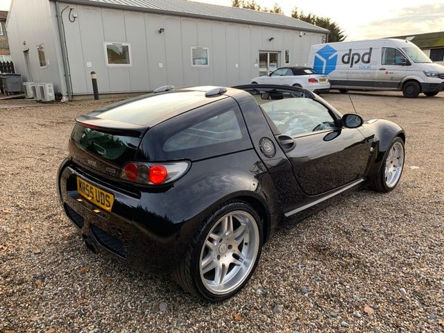 A Smart Roadster Is The £3675 Way To RWD Brabus Thrills