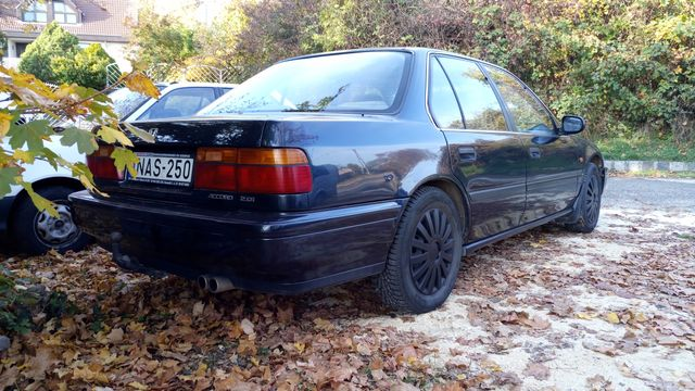 Old Honda Accord >> Living With An Old Honda Accord Made Me Realise That We Are
