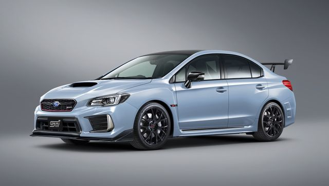 Impreza Wrx Sti >> It Looks Like A Subaru Wrx Sti S209 Is Coming To The Usa