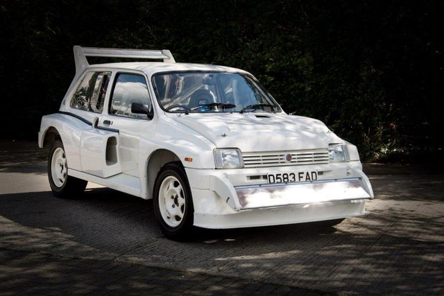 This 175-Mile MG Metro 6R4 Group B Special Is Almost A Bargain