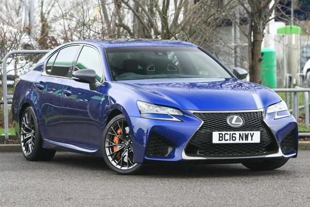 Lexus Gs F >> The Only Lexus Gs F For Sale Right Now Is Rarer Than Many
