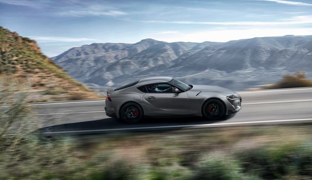 7f4bfd1ff06 Someone Bought The First 2020 Toyota Supra For $2.1 Million