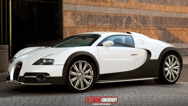 A Bugatti SUV Is Definitely Not Happening, Says CEO