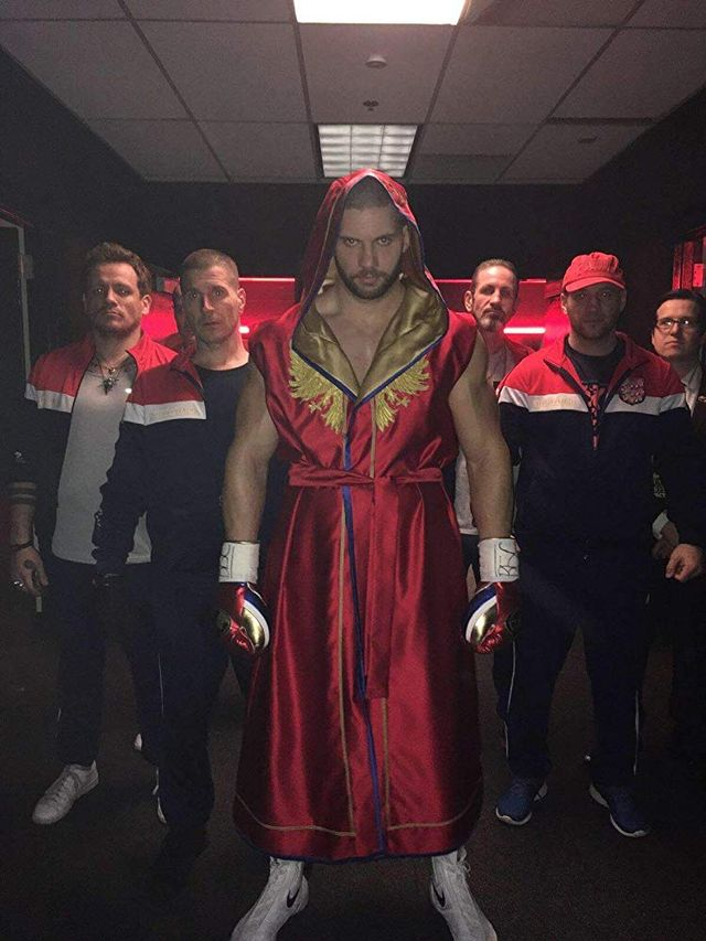 Ver Creed Ii La Leyenda De Rocky 2018 Película Completa