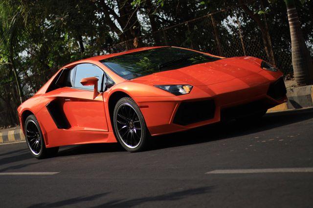 This Lamborghini Replica Is Bizarrely Based On A Honda Accord
