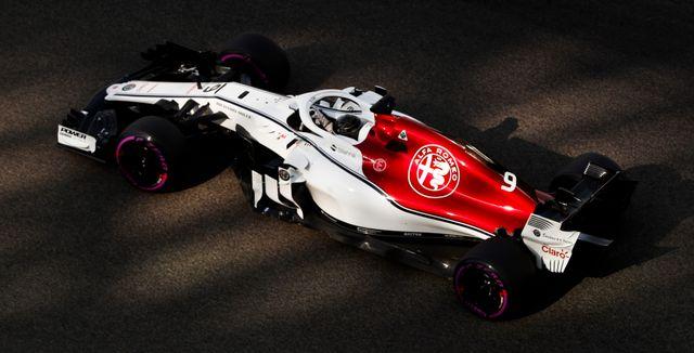 a basso prezzo c4567 69803 The Sauber F1 Team Is Now Called Alfa Romeo Racing