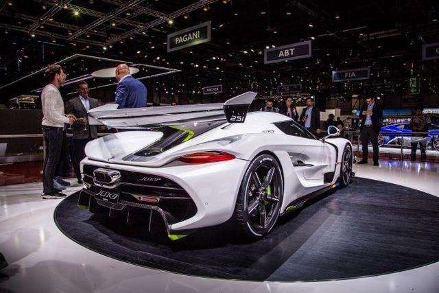 Koenigsegg S New Jesko Is A 2 3 Million Route To 1578bhp