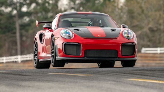 Porsche Broke Road Atlanta's Production Lap Record With Two