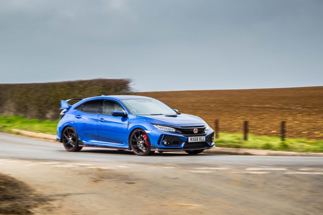 Cruise Control Should Not Be Used >> My Honda Civic Type R S Cruise Control Is So Patchy I Ve