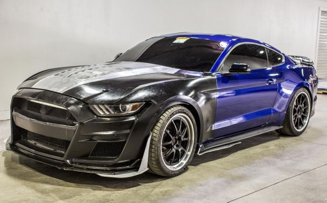 The New Ford Mustang >> New Ford Mustang Shelby Gt500 Has A 180mph Top Speed Because Do You