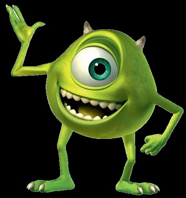 This Is Mike I Ve Decided To Name Him Mike After The Character From Monsters Inc Who Is Green And Has Only One Eye