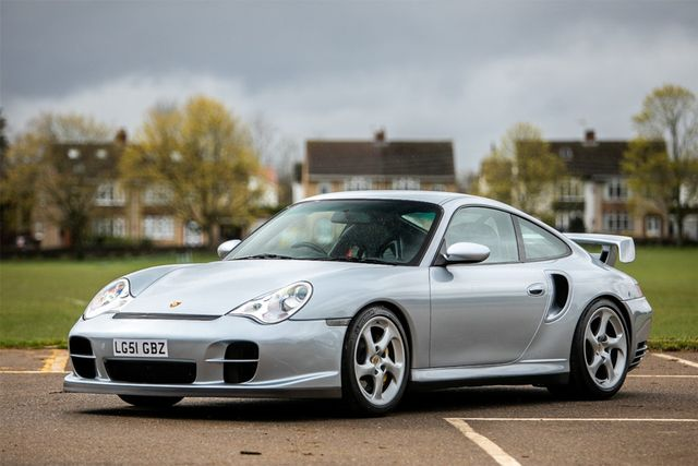 This Rare 996 Porsche 911 GT2 Clubsport Is Our Kind Of Scary