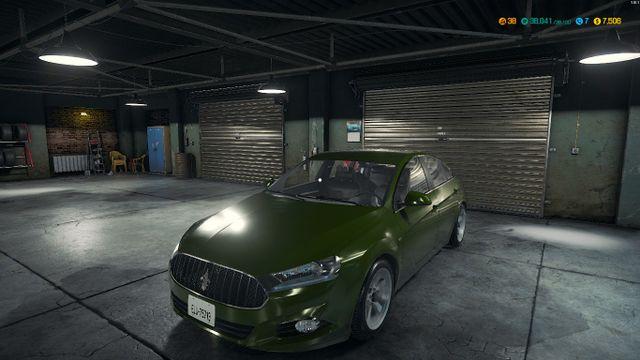 My new car on Car Mechanic Simulator 2018:Royale Crown (Opel