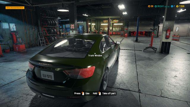 My new car on Car Mechanic Simulator 2018:Royale Crown (Opel Insignia)