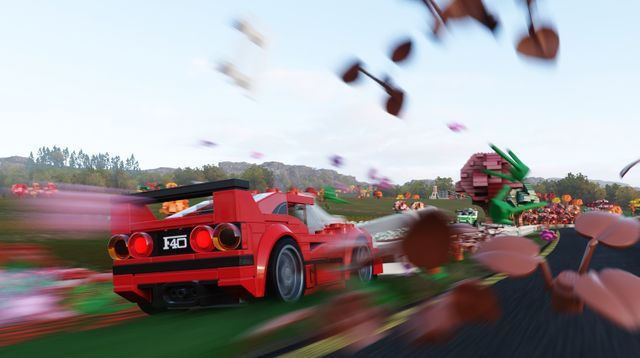 7 Things We Learned From Playing Forza Horizon 4 Lego Speed Champions