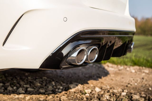 2019 C43 Amg Performance Exhaust