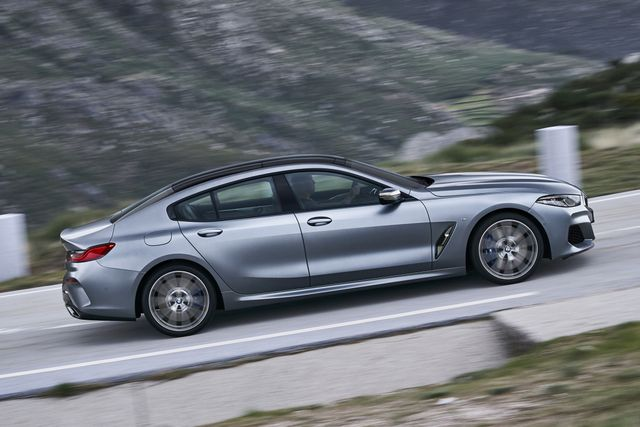 The Bmw 8 Series Gran Coupe Is Officially Here And It S Huge