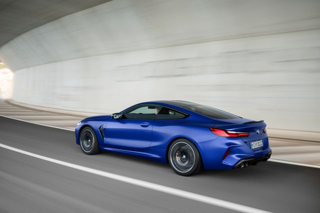 8 Cars The New BMW M8 Competition Can Beat To 62mph