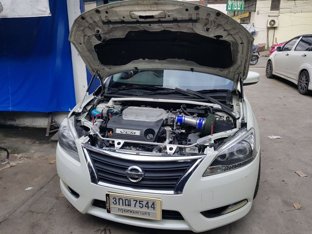 Nissan Sentra With A Honda J35 V6 Nissan's 2020 sentra compact sedan comes with plenty of power, is affordable, has advanced safety features and its suspension is tuned for comfort. nissan sentra with a honda j35 v6