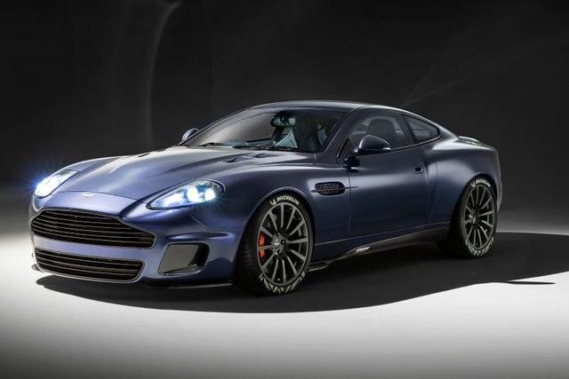 Aston Martin S Original Vanquish Has Been Reworked For 2019