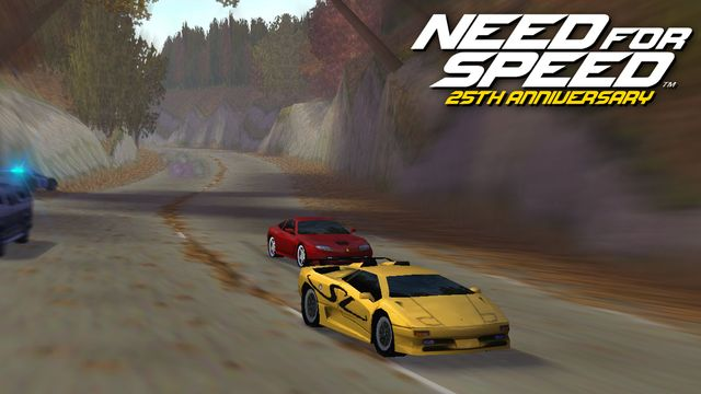 Happy 25th Anniversary Need For Speed