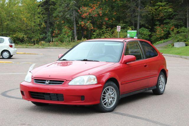 Honda Civic Hatchback 2000 For Sale