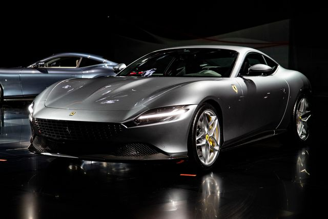 The Ferrari Roma Is A \u20ac200k GT Missile With 612bhp